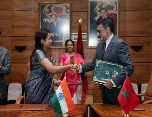 5th India Morocco Joint Commission Meeting (JCM)